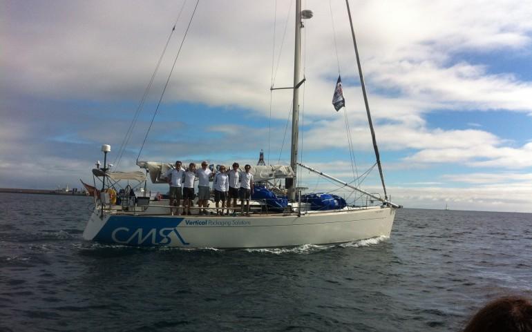 La embarcación Tronko parte Rumbo al Caribe