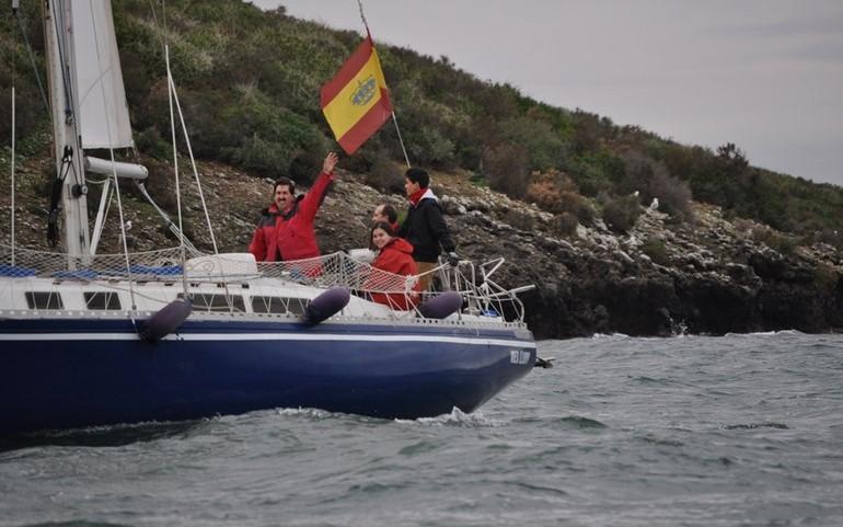 Travesía del Turrón 2013. Fotos David Martínez.