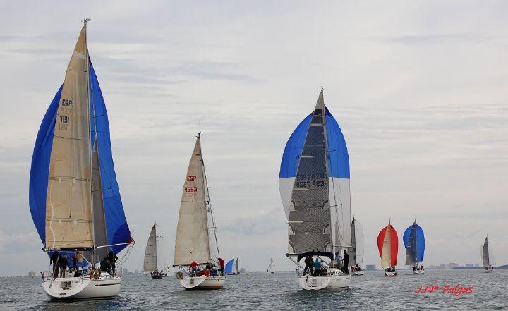 El sábado 11 de enero se reanuda el Trofeo Carabela con el G.P. Grupo Disfrimur en disputa