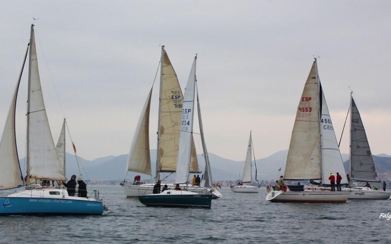 La tercera y última fase del Trofeo Carabela entra en disputa con el G.P. Estrella de Levante
