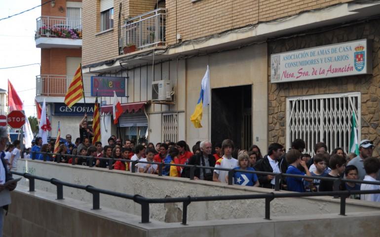 Día 17/4/2014 Copa de España Optimist