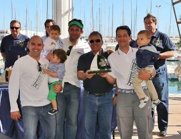 Enewtec, segundo clasificado RI3 en el Trofeo Estrella Levante