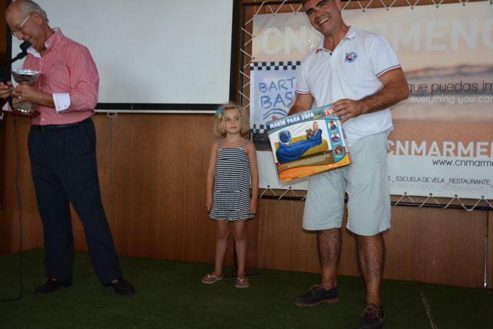 BART'S BASH Entrega de Trofeos
