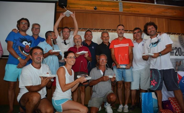 El CN Mar Menor partícipe en la regata mundial Bart's Bash para el record Guinnes