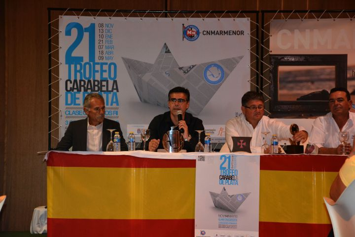 PRESENTACION XXI CARABELA DE PLATA