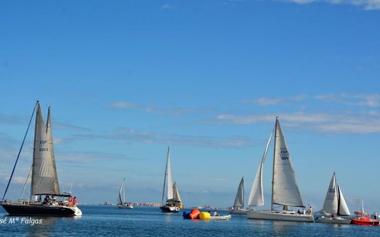 """Sábado 17, regata con entrega de trofeos """"G.P. Disfrimur""""  y barbacoa"""