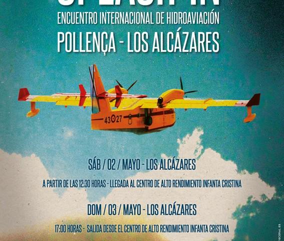 CONCENTRACIÓN INTERNACIONAL DE HIDROAVIONES EN EL MAR MENOR