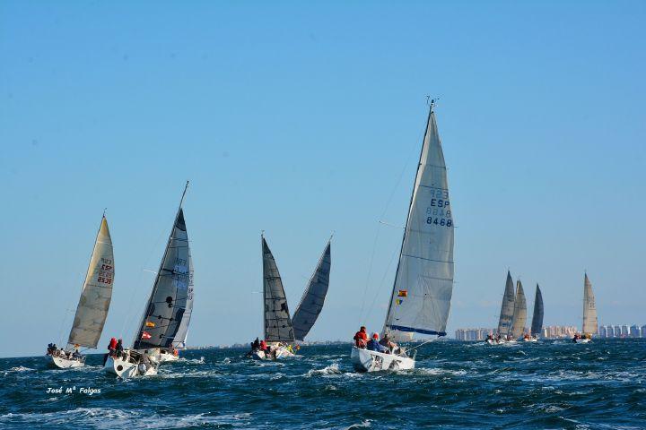 Recta final del XXI Trofeo Carabela de Plata