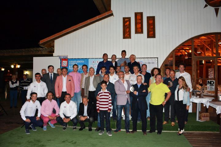 "El 'Enewtec"" ganador absoluto del XXI Carabela de Plata"