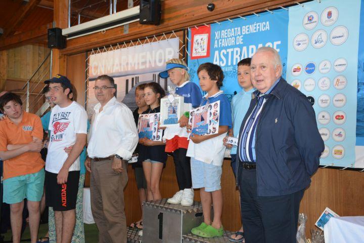 XI ASTRAPACE ENTREGA DE TROFEOS 17/05/2015