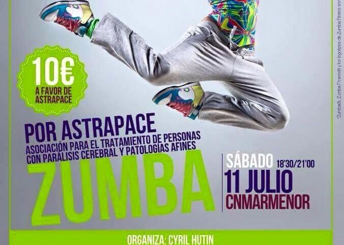 Zumba por Astrapace