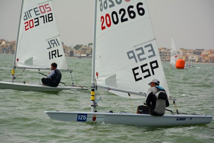 European Laser Under 21. JMFALGAS.