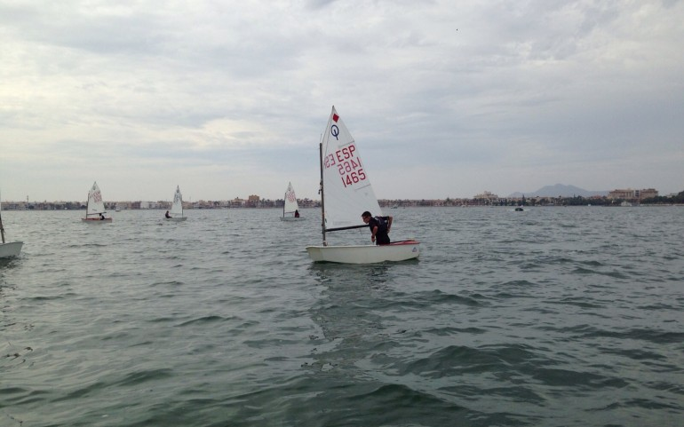 CONCENTRACIÓN CAR, EQUIPO OPTIMIST