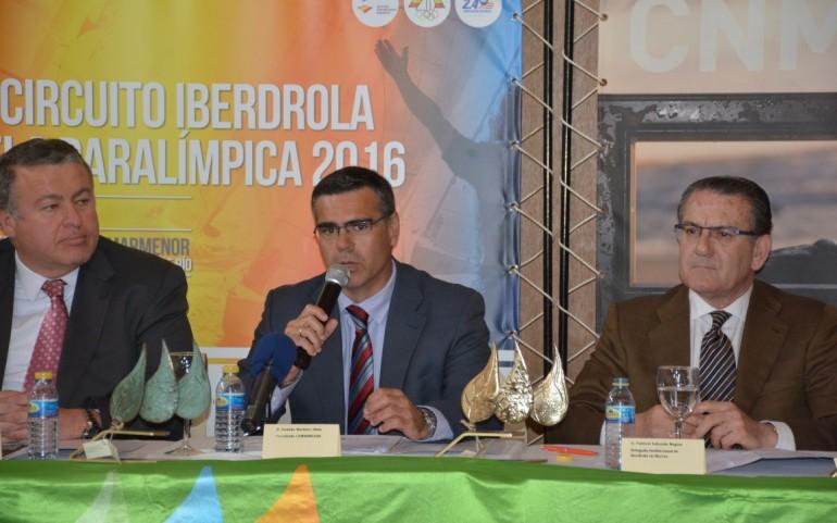 Presentación 1ª Prueba IV Circuito Iberdrola Vela Paralímpica