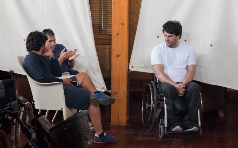 Presentación 1ª Prueba IV Circuito Iberdrola Vela Paralímpica. Fitproject