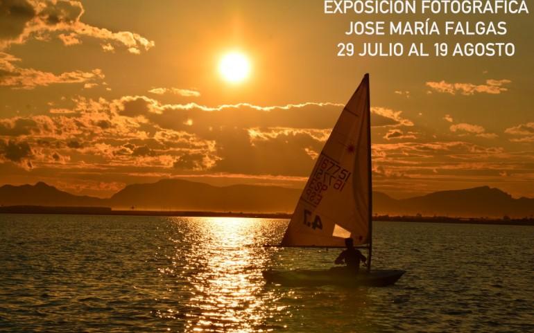 Exposición Fotográfica de José María Falgas en el CNMARMENOR
