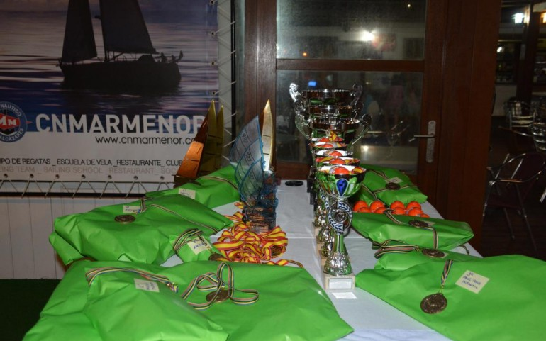 Regata Verano 2016 y Entrega de Trofeos