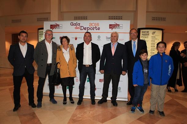 Gala Deporte APDRM Premios y Menciones
