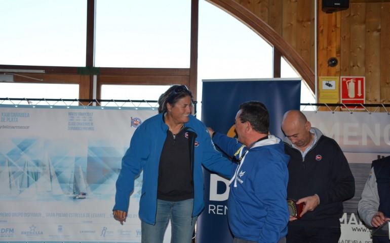 Final G.P. DFM Rent a Car y entrega trofeos (fotos Falgas y Minguez)