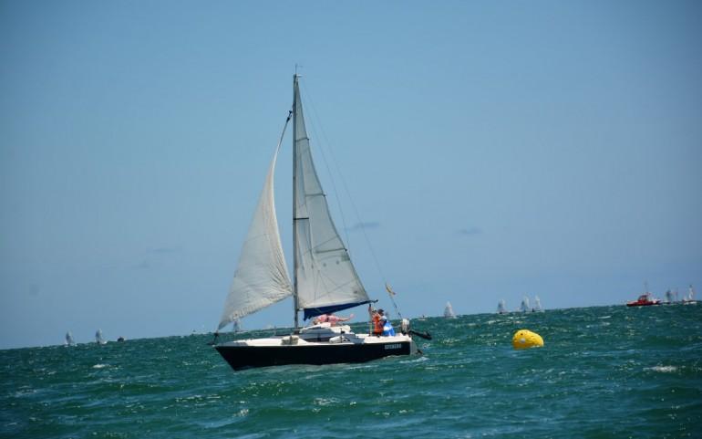 Más de 150 barcos en la primera jornada de la Rgta ASTRAPACE – (Fotos: J.Mª Falgas)