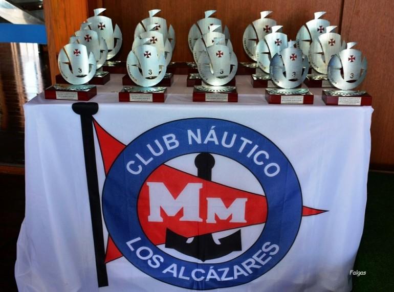Finaliza el XXIII Trofeo Carabela con entrega de premios cena y fiesta