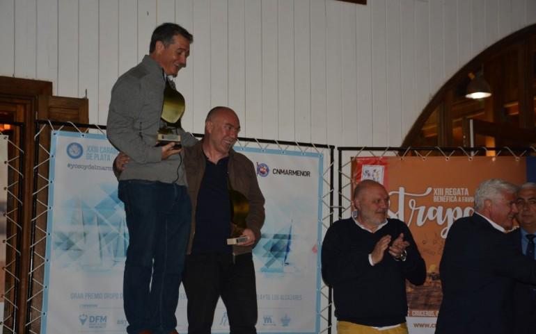 """Entrega trofeos G.P. Ayto Los Alcázares y ganadores del """"Carabela"""" – Fotos: David Mtnez"""