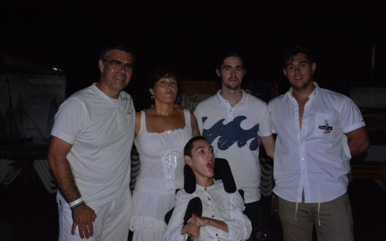 """La velada de la noche """"Ibicenca"""" en el CNMARMENOR (Fotos: José Mª Falgas)"""