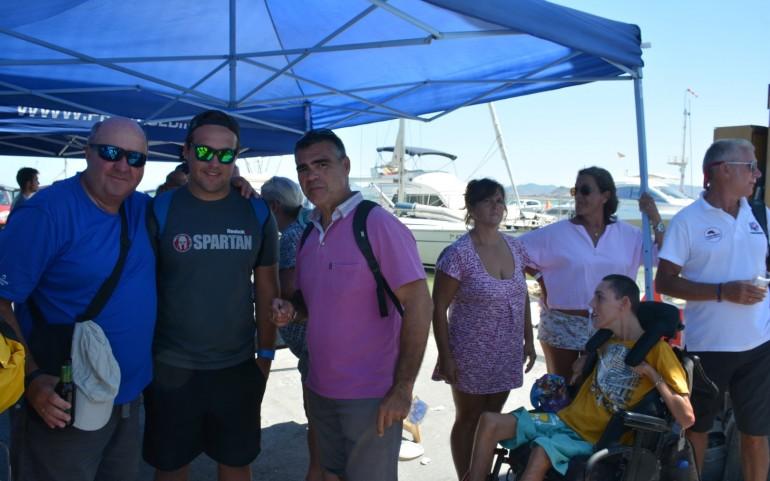 Regata verano 2017: #yosoydelmarmenor  (Fotos – José Mª Falgas)