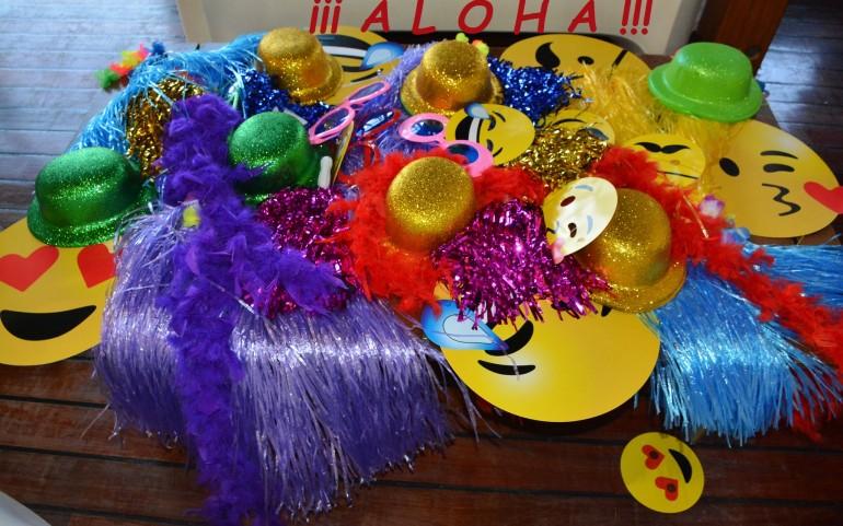 """Noche de """"Fiesta Hawaiana"""" en el CNMARMENOR"""