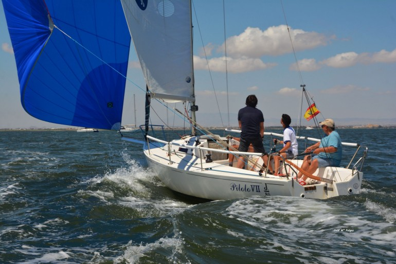 'Pilolo VII' y 'Sr. Smee' ganadores de la regata verano: #yosoydelmarmenor