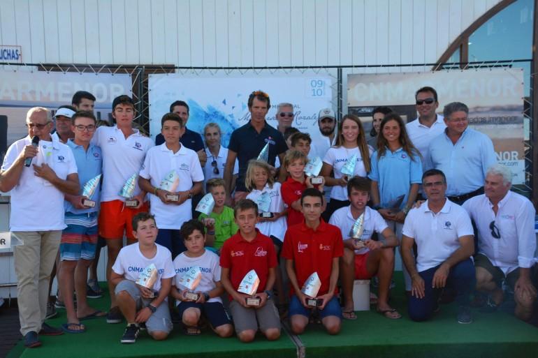 Comenzó el TAP regional murciano con la regata Memorial Marquesa de Rozalejo