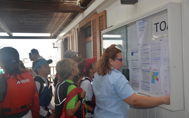 Jornada inaugural del TAP 2017-2018 en CNMARMENOR (Fotos: José Mª Falgas)