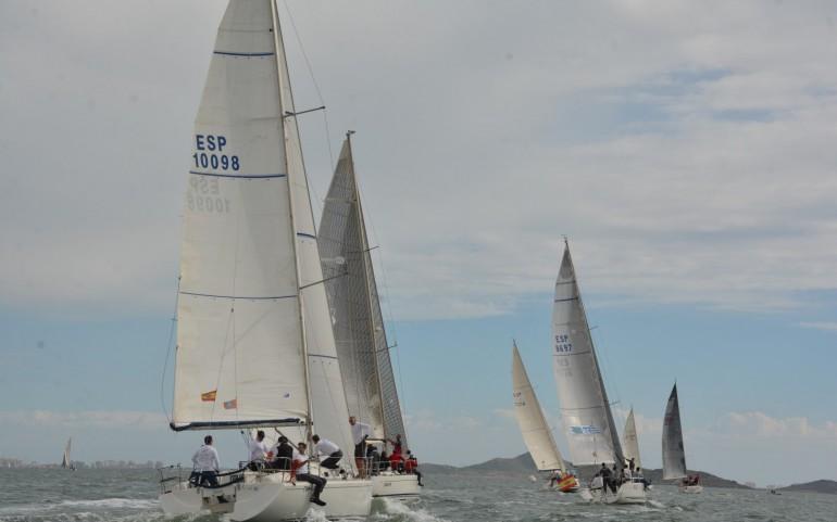 1ª Regata XXIV Trofeo Carabela de Plata (Fotos: José Mª Falgas)