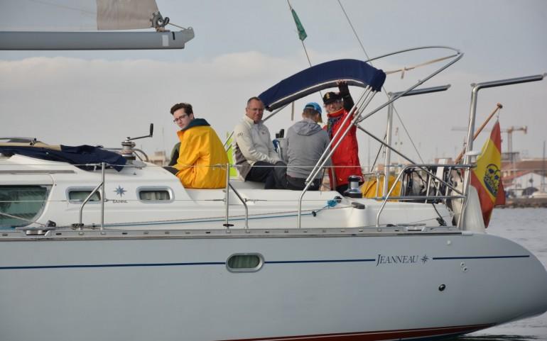 2ª regata XXIV Trofeo Carabela de Plata (Fotos: José Mª Falgas)