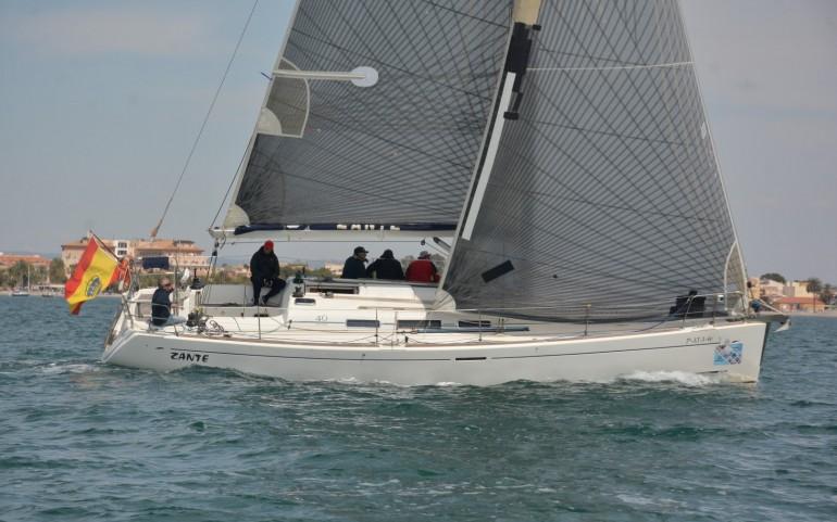7ª prueba XXIV Trofeo Carabela de Plata – G.P. Ayto. Los Alcázares (Fotos: J.Mª Falgas)