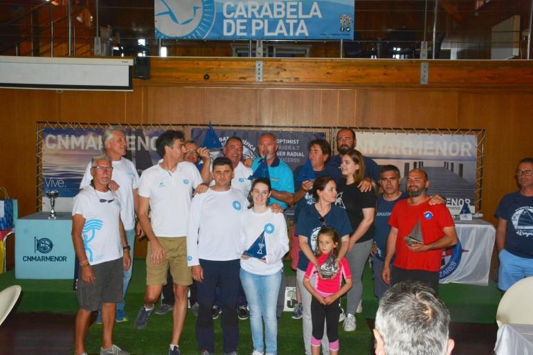 Náyade, Alas de Zainoa y Fogonero, ganan la XIV Regata Astrapace en Cruceros