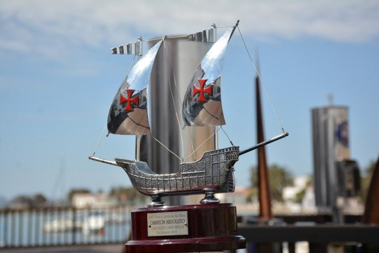 "'Albana 2′ del C.N. Los Nietos ganador del XXIV Trofeo ""Carabela de Plata"""