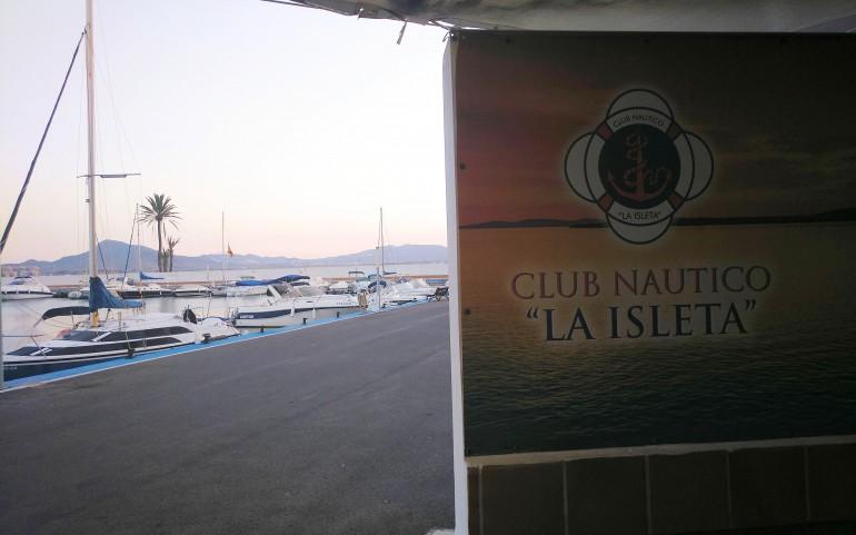 Entrega trofeos Circuito Mar Menor Cruceros (Fotos de móvil JMF)