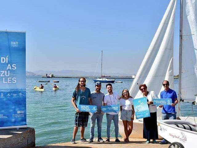 Ya está abierto el plazo de inscripción para los Días Azules del Mar Menor