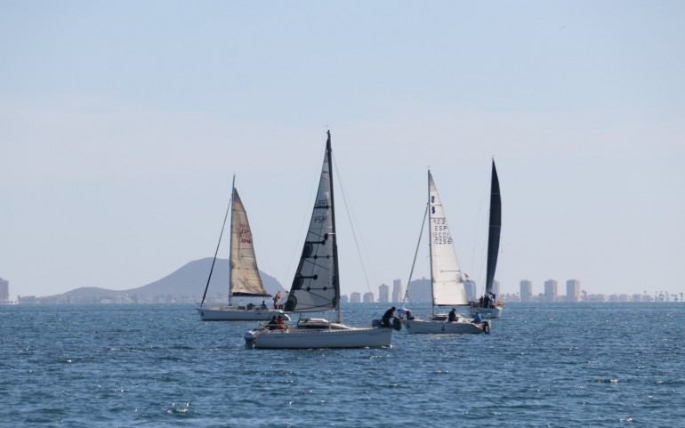 """5ª prueba del XXV Trofeo Carabela de Plata """"Gran Premio Ricardo Fuentes e Hijos"""" (Fotos: Falgas y Dami)"""