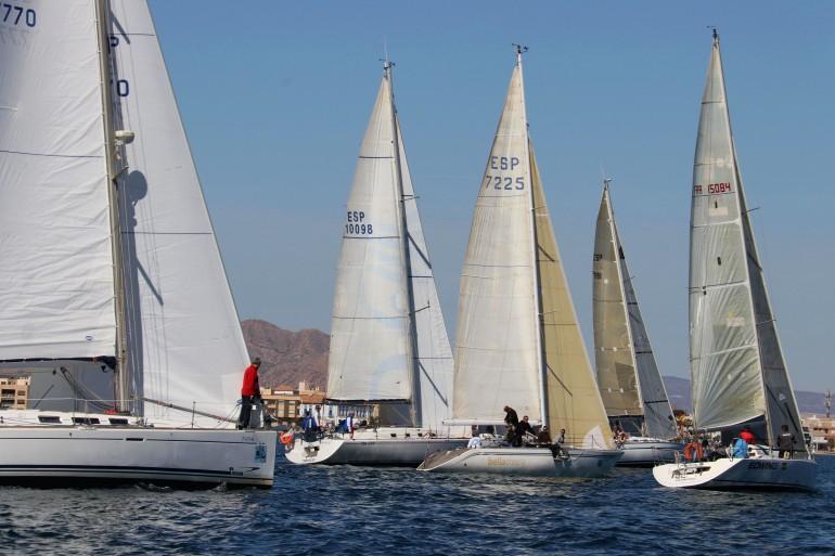 El G.P. Ayto. de Los Alcázares del XXV Trofeo Carabela de Plata este sábado 6 de Abril