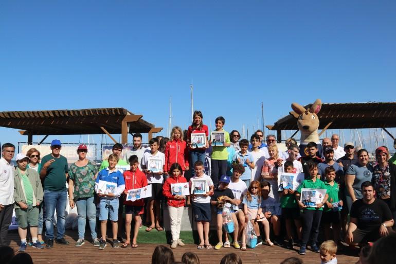 La XV Regata benéfica ASTRAPACE congregó a 175 embarcaciones y más de 225 participantes representando a 17 clubes