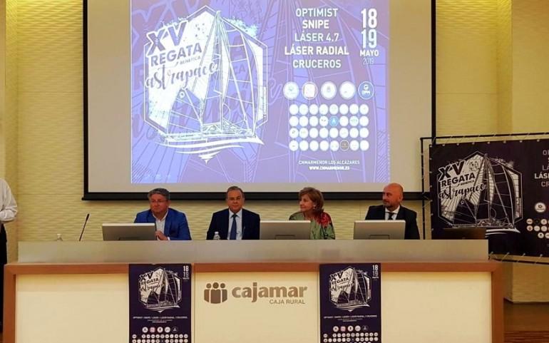 La XV Regata benéfica ASTRAPACE los días 18 y 19 de Mayo en aguas de Los Alcázares