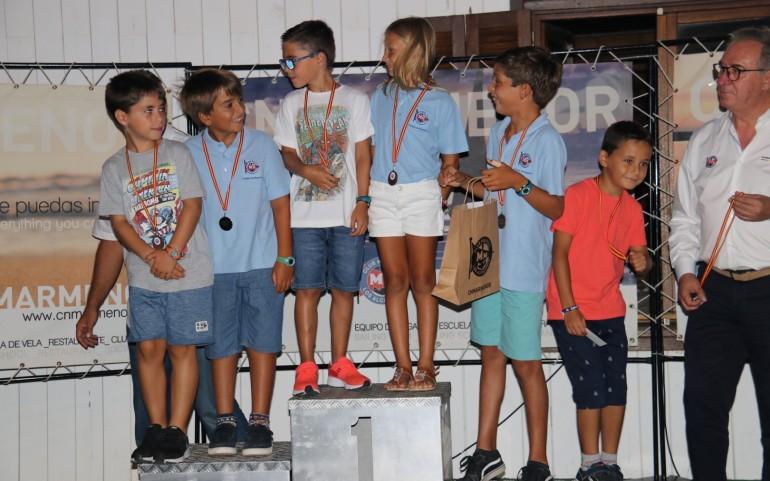 Ganadores #yosoydelmarmenor, Regularidad y Cptos.sociales (Fotos: Inés)