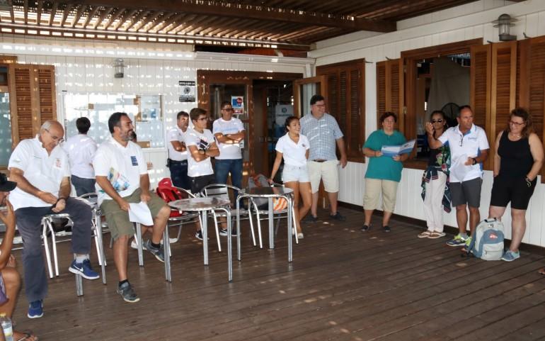 TAP en Los Alcázares – Jornada sábado 7 Sptbre competición (Fotos: José Mª Falgas)