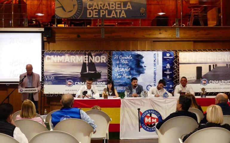 Presentación XXVI CARABELA DE PLATA