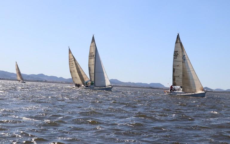 Jornada inaugural el 9 de Nvbre del XXVI Trofeo Carabela de Plata (Fotos: J.Mª Falgas)