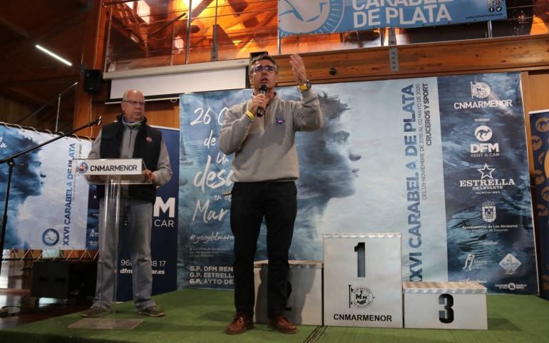 "Entrega de trofeos ""GP DFM Rent a Car"" XXVI Carabela de Plata (Fotos: Damián)"