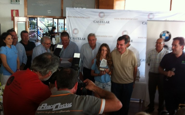 Elena Marín, primera fémina y quinta en la general en el Trofeo Autonómico Dehesa de Campoamor
