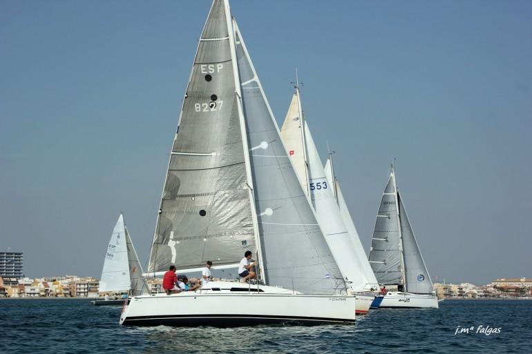 Sábado 9 de noviembre, segunda prueba del XX Trofeo Carabela de Plata